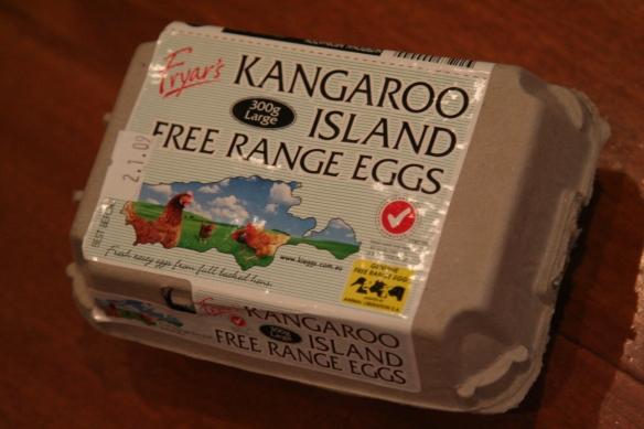 fryars kangaroo island free range eggs