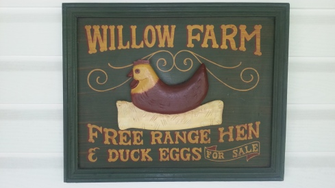 Willow Farm Signage