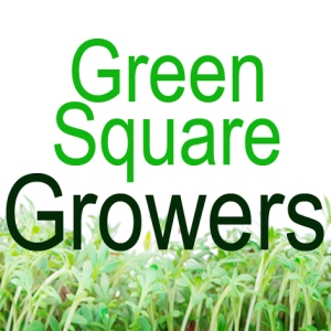 Green Square Growers logo
